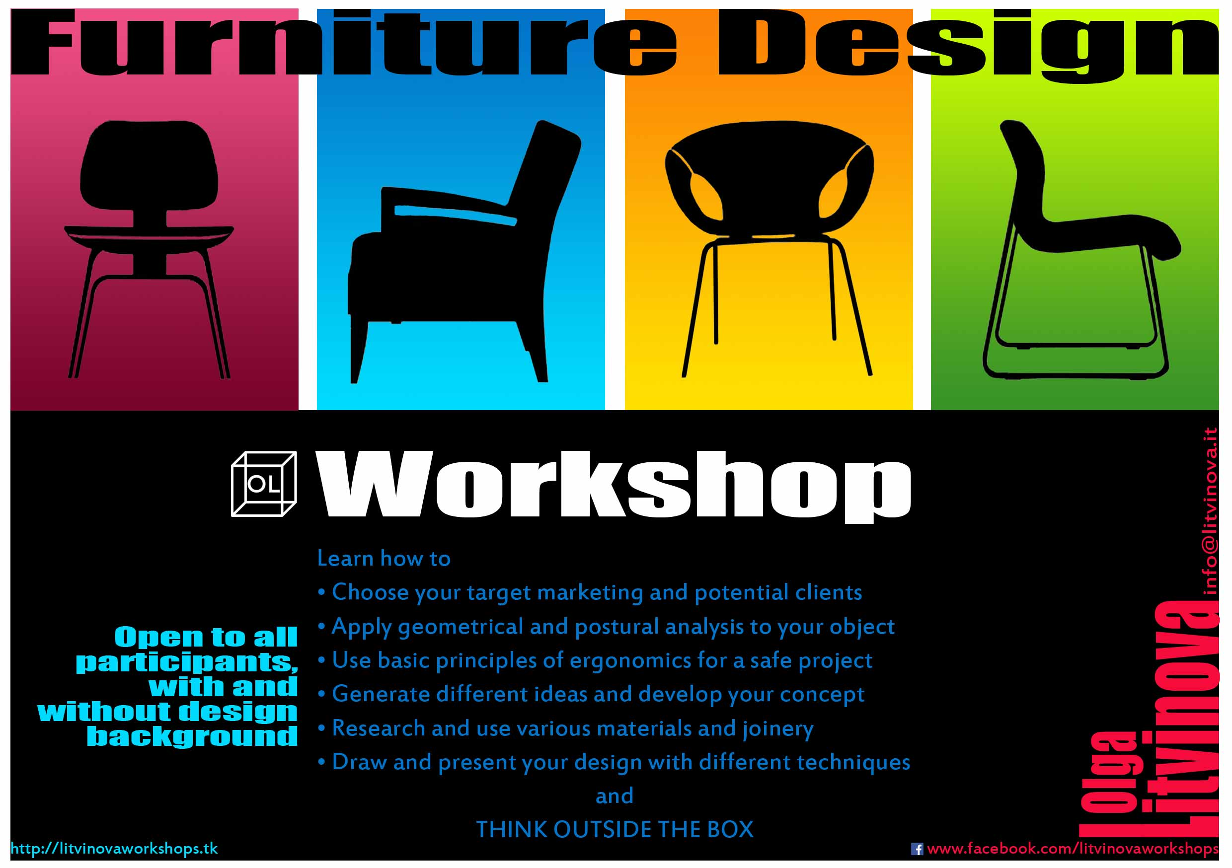 Furniture design workshop