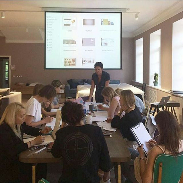 Furniture design course in Moscow
