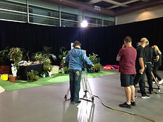 ABC Television Production on Gardens