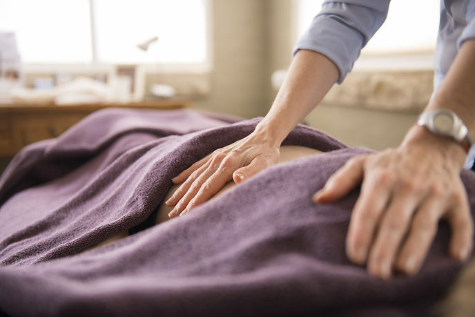 Lucy Dahill Complementary Healing Practitioner