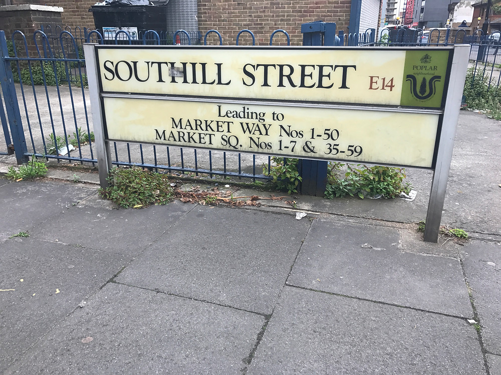 Southill Street - This used to be Ellerthorpe Street in 1850.