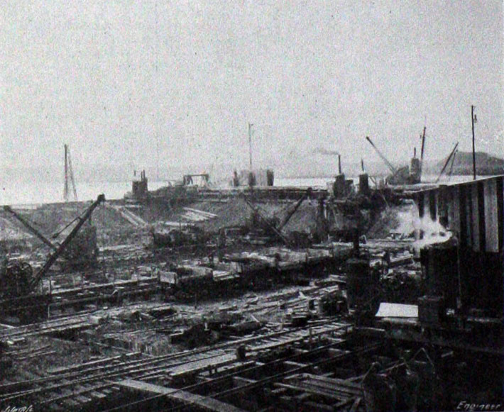 Smithsa Dock Company (photo from 1907)