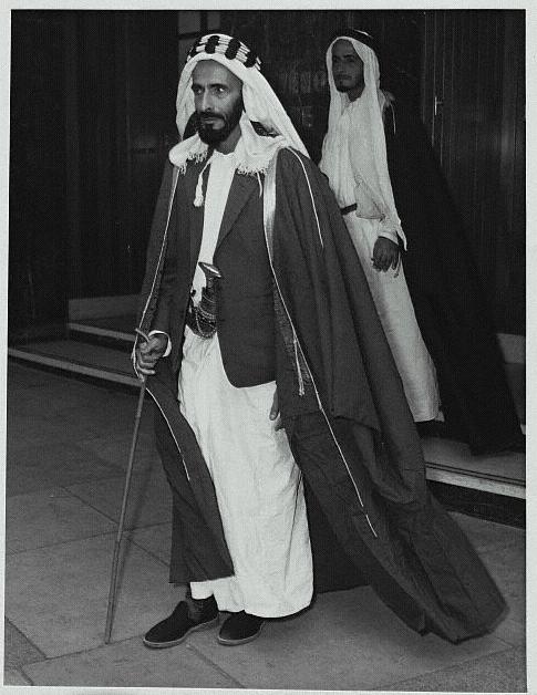 Shakhbut bin Sultan Al Nahyan, Ruler of Abu Dhabi 1928-1966