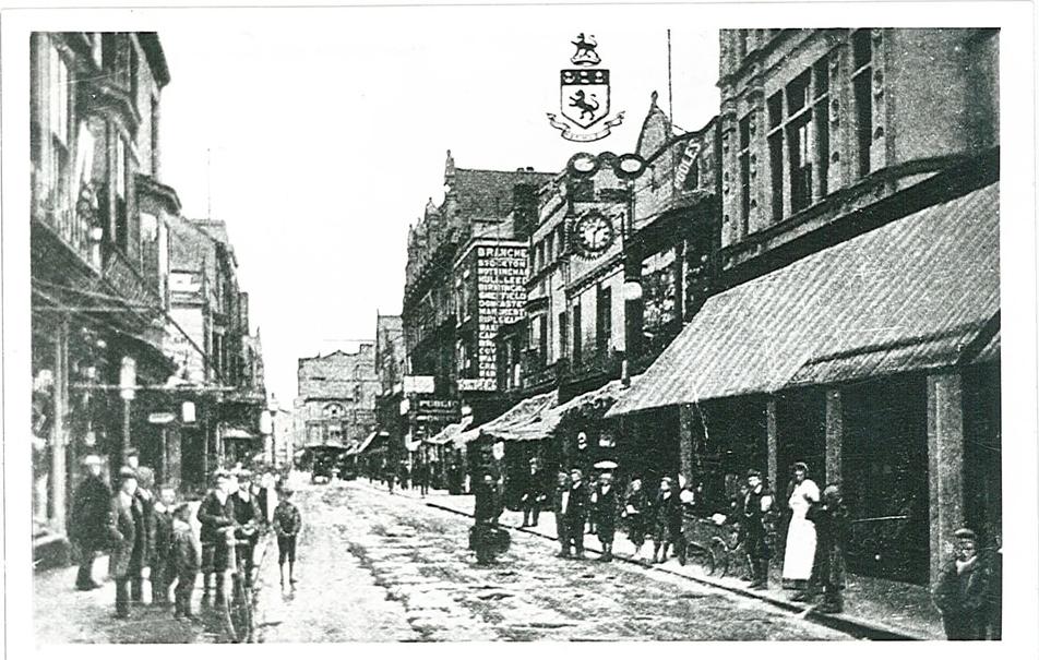 Linthorpe Road, 1890