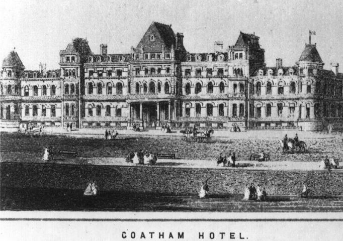 The Coatham Hotel in Redcar