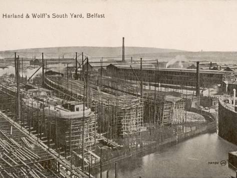 Harland & Wolff 1891