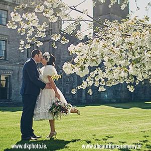 Get legally Married in Ireland Romy McAuley Wedding Celebrant Solemniser  Civil Ceremony Wedding Ireland