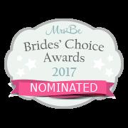 Mrs2Be Brides' Choice Awards 2017