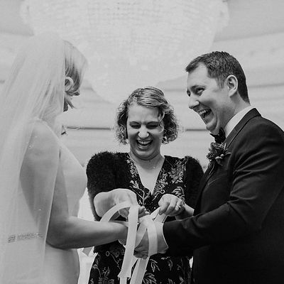 Civil Ceremony Ireland Wedding Celebrant Solemniser Romy McAuley