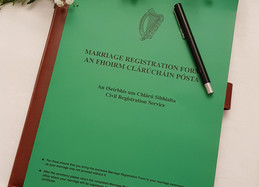 Getting Married in Ireland
