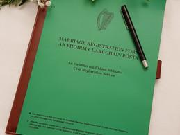 Getting Married in Ireland