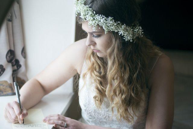 Ireland Celebrant Writing Wedding Vows