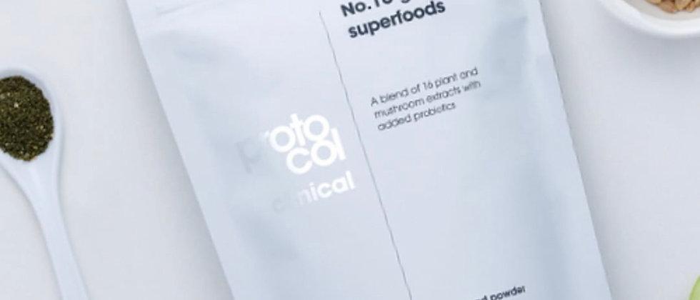 No.16 Green Superfoods Powder | ProtoCol