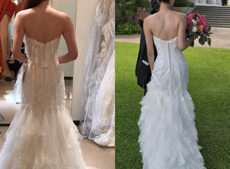 結婚式までに引き締めたい!痩せたい!背中美人になりたい!花嫁さんにオススメ!3選!