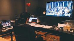 Remote in my Studio