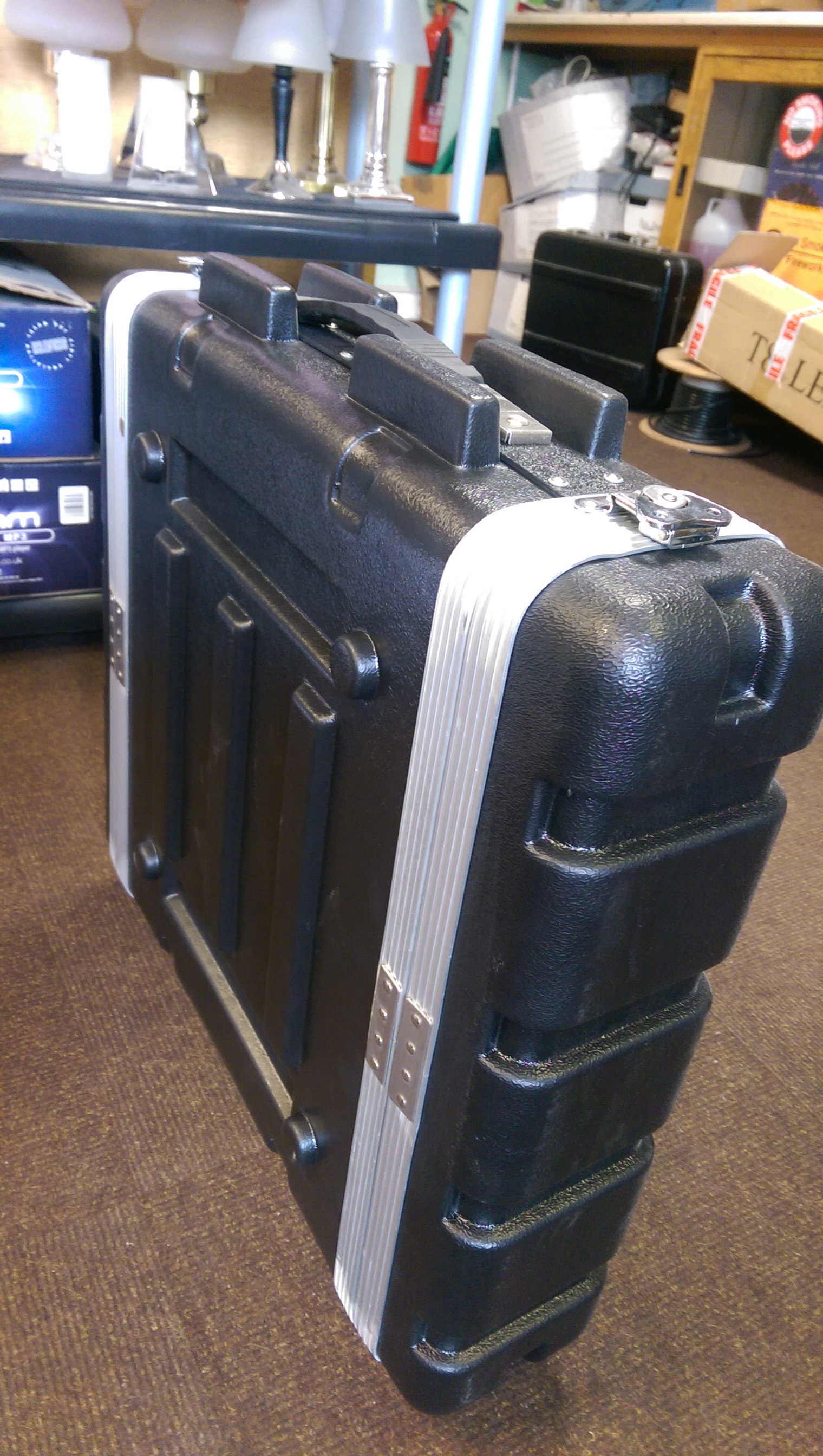 "19"" rack case"