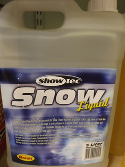 Snow Fluid 5 ltr £29.35