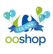 Logo anniversaire ooshop
