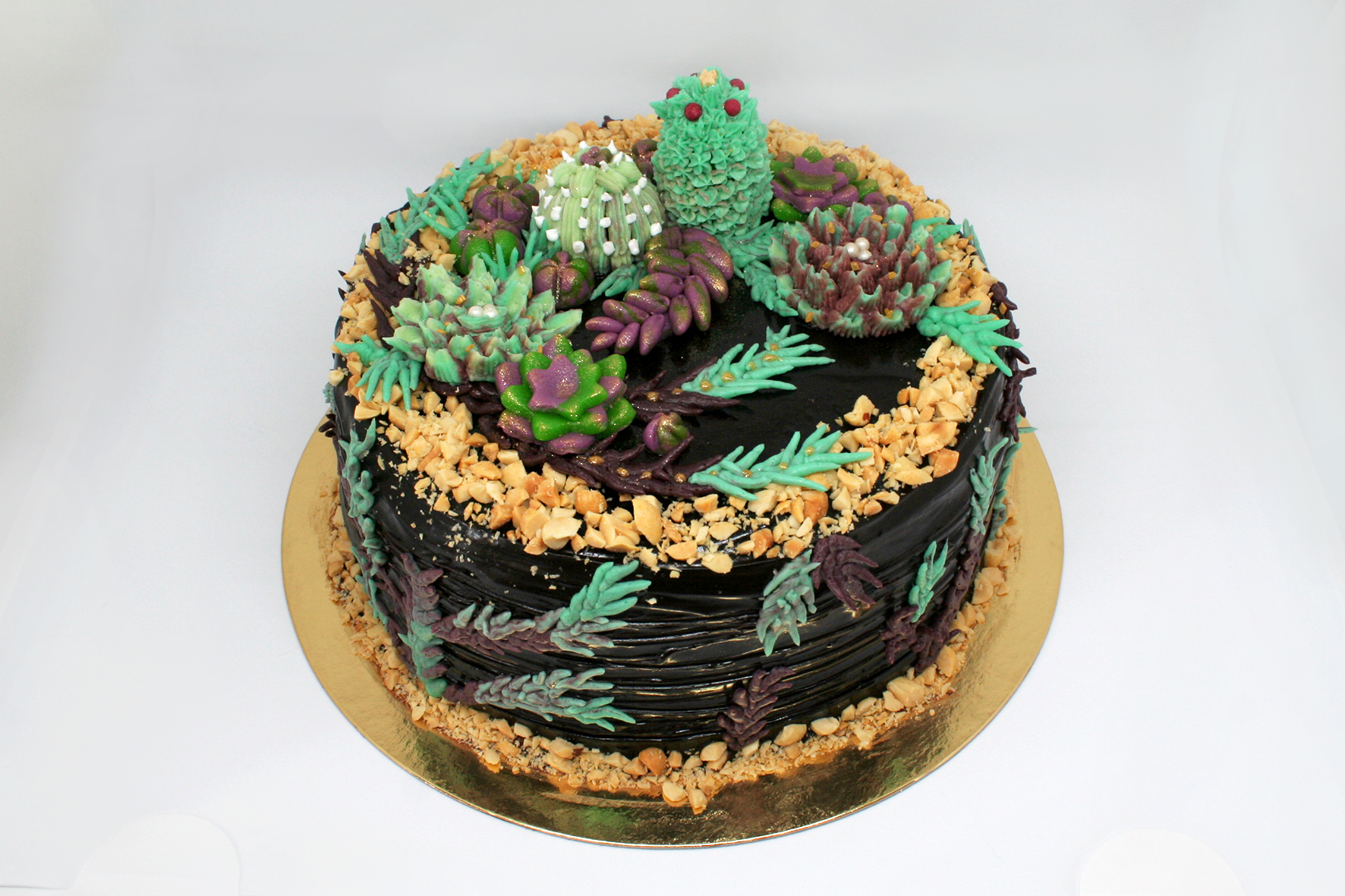 Gâteau Terrarium