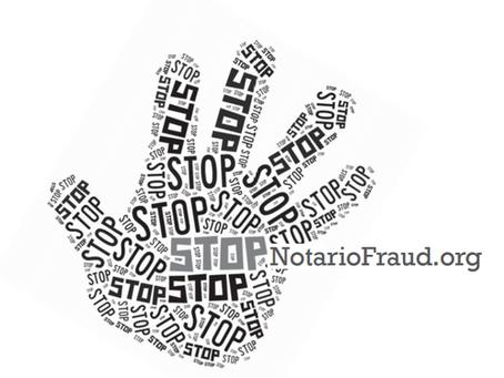 Beware the promises of Notarios!