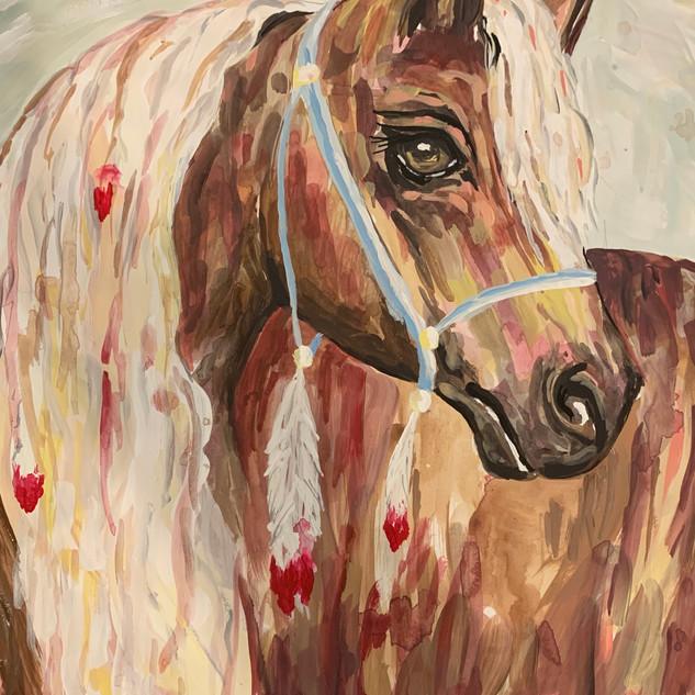 Mimi's Horse