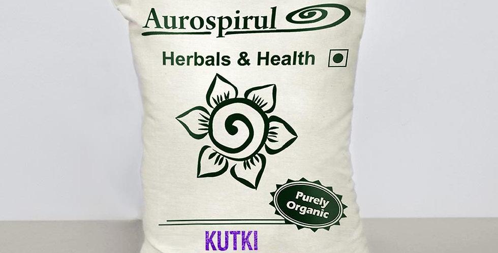 Aurospirul organic certified Kutki Powder 500g