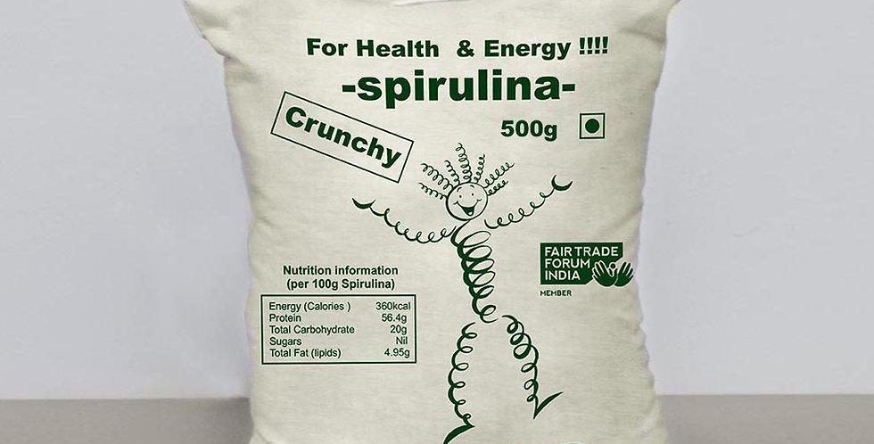 Sun-Dried Spirulina Crunchy 500g