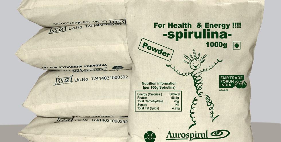 Sun-Dried Spirulina Powder  5kg