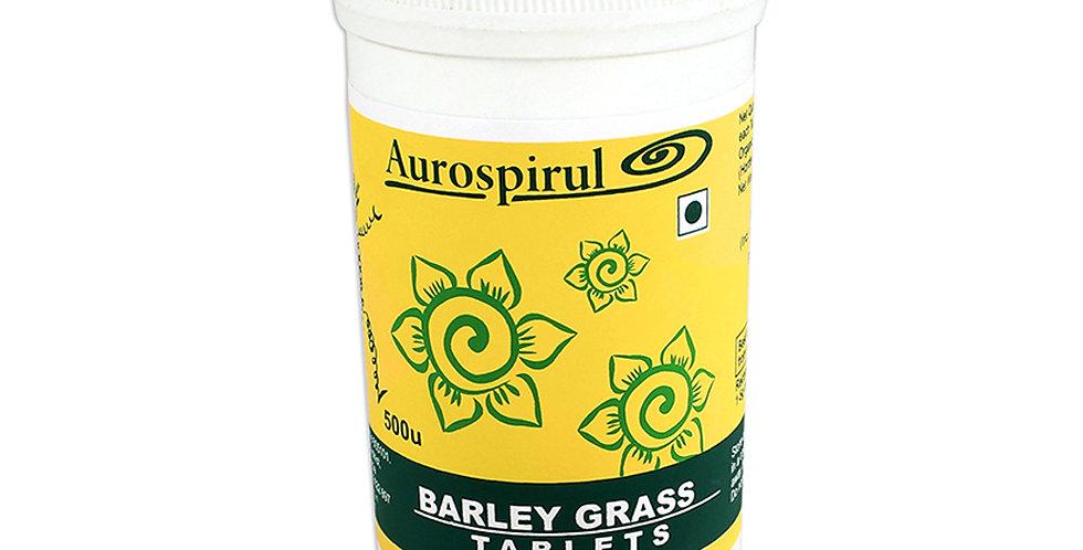 Barley Grass Tablets 500u
