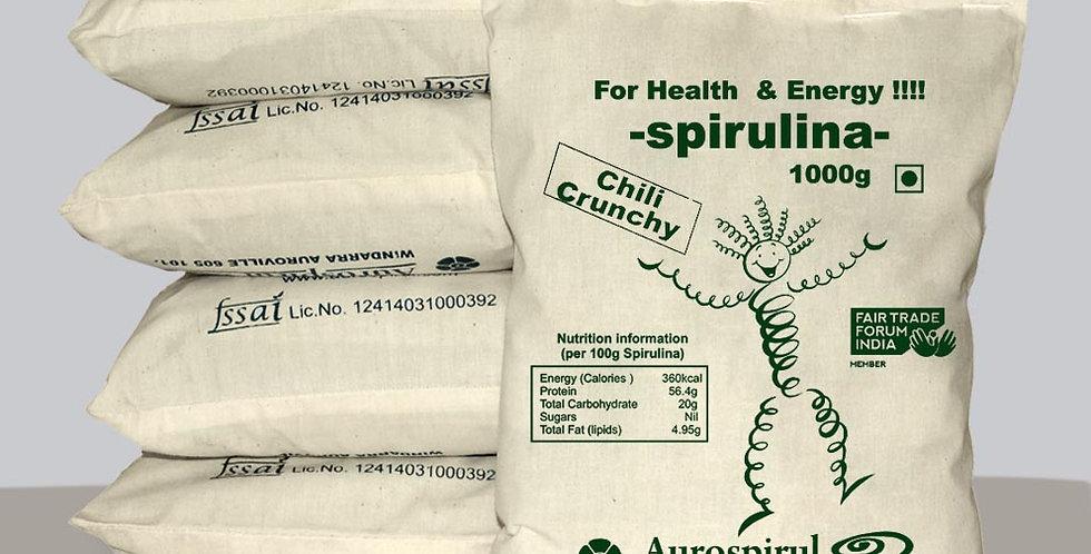 Sun-Dried Spirulina Crunchy 5kg