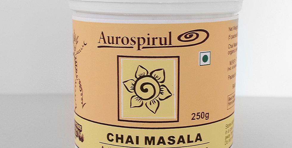 Organic Certified Chai Masala 250g