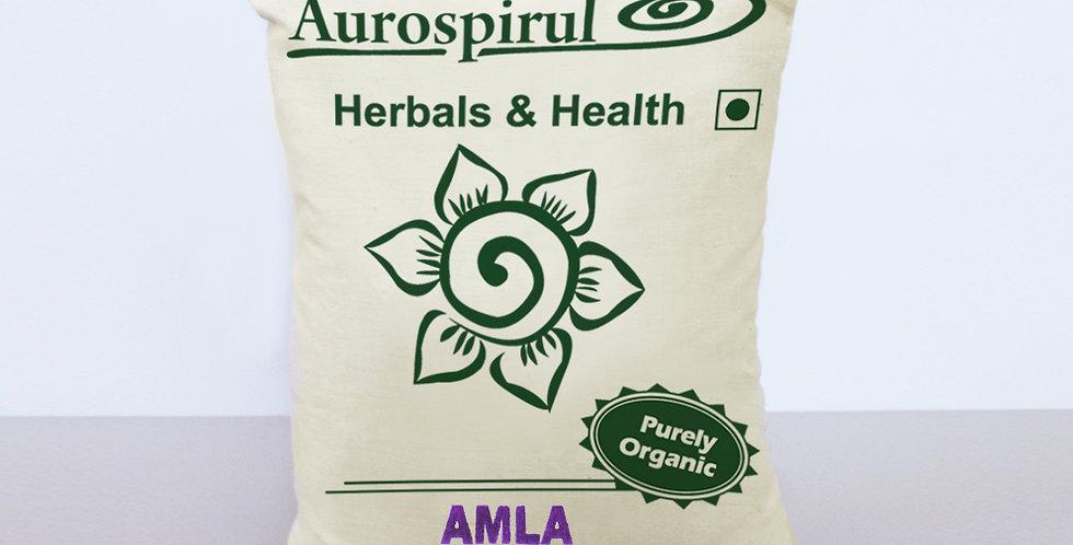 Aurospirul organic certified Amla Powder 500g