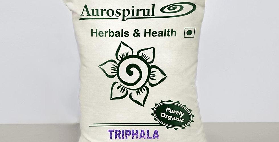 Aurospirul organic certified Triphala Powder 500g