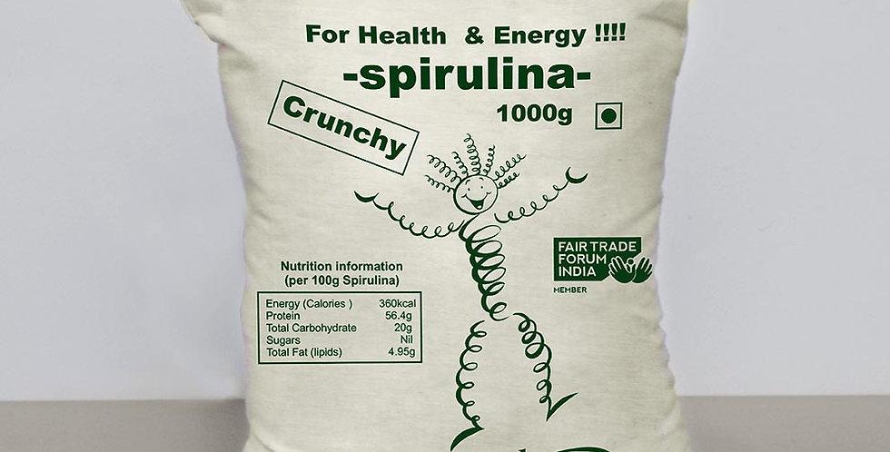 Aurospirul Sun-Dried Spirulina Crunchy - 1kg