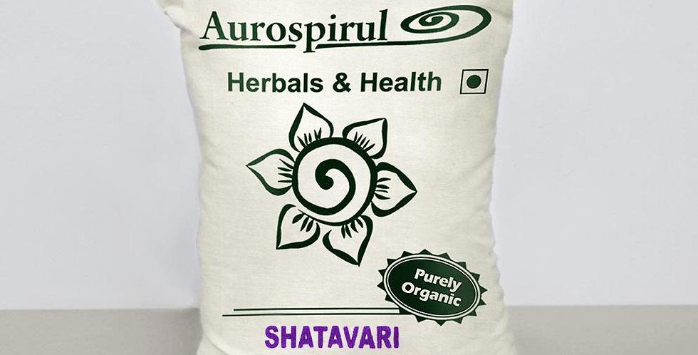 Aurospirul organic certified Shatavari Powder 500g