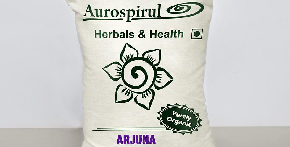 Aurospirul organic certified Arjuna Powder  500g