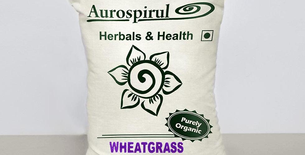 Organic certified Wheatgrass Powder 500g