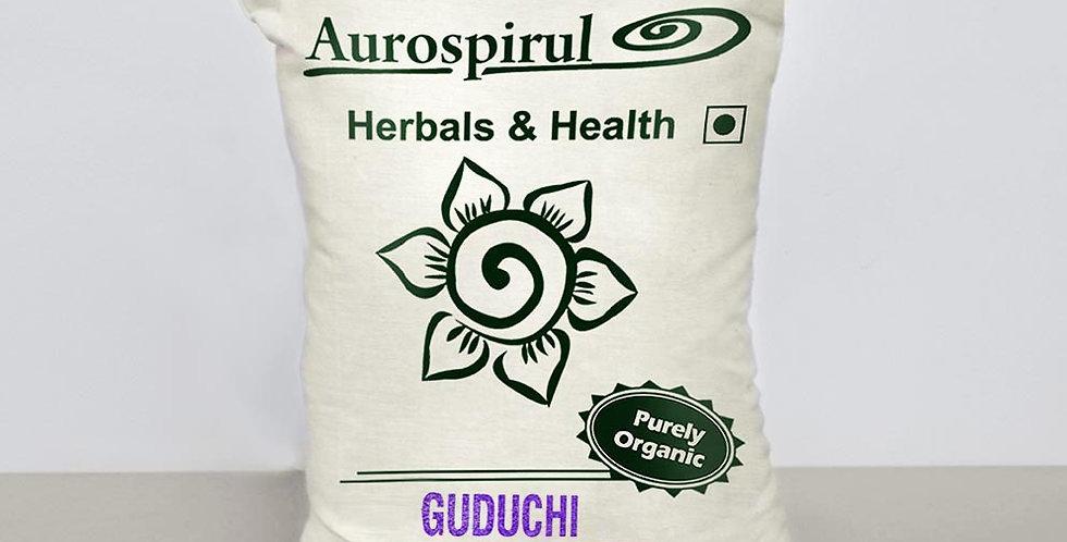 Aurospirul Organic certified Guduchi Powder 500g