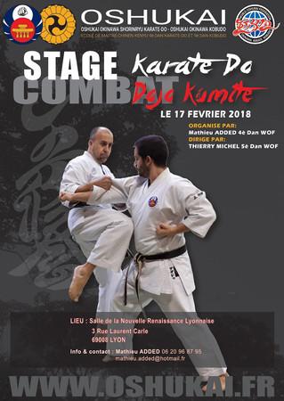 Dojo Kumite Kobudo à Lyon