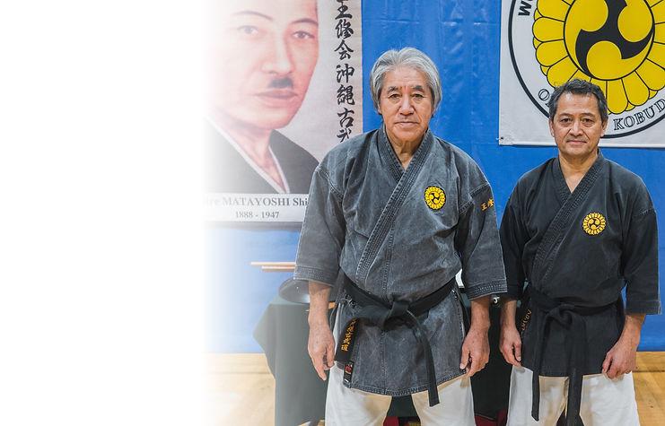 Oshukai-avenirs Karate Kobudo