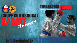 Informations Coupe de France Oshukai