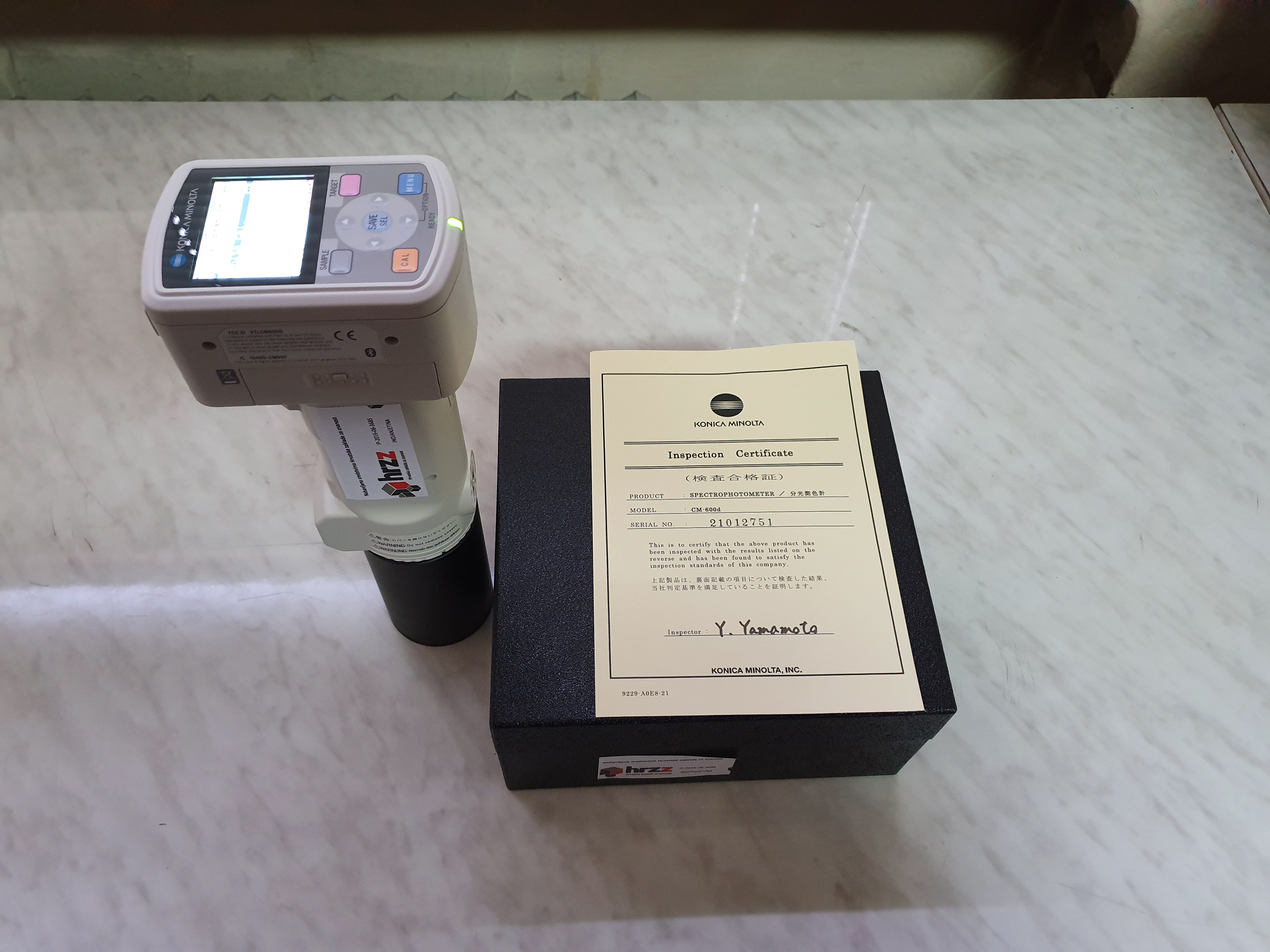 Spektrofotometar CM-600d