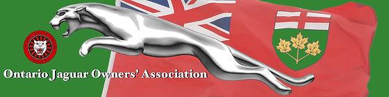 Ontario Jaguar Owner's Association Logo