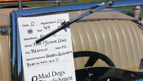 Mad Dogs and Englishmen Event