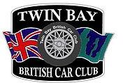 Twin Bay British Car Club Logo