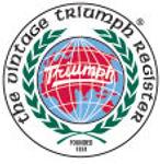 The Vintage Triumph Register Logo
