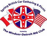 Windsor-Detroit MG Club Logo