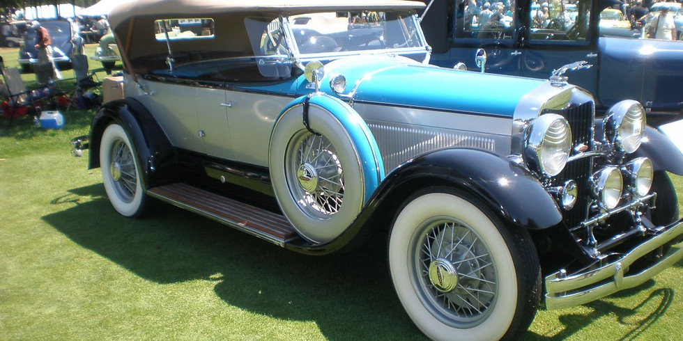 Cars & Coffee - Concours d'Elegance of America