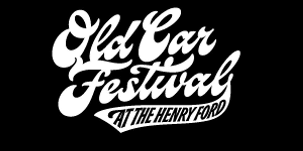 Old Car Festival - Unconfirmed