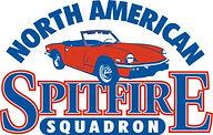 North American Spitfire Squadron Logo
